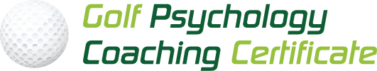 Golf Psychology Coaching Certificate - logo