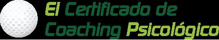 El Certificado de Coaching Psicológico - logo