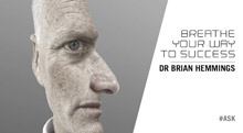 Breath Your Way to Success - Golf Performance, Anxiety & Breathing With Dr Brian Hemmings