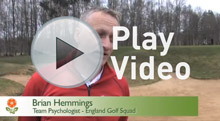 Play Video Psychology of the game with Brian Hemmings